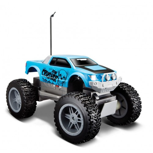 R/C Rock Crawler Jr. (incl. Cell batteries)