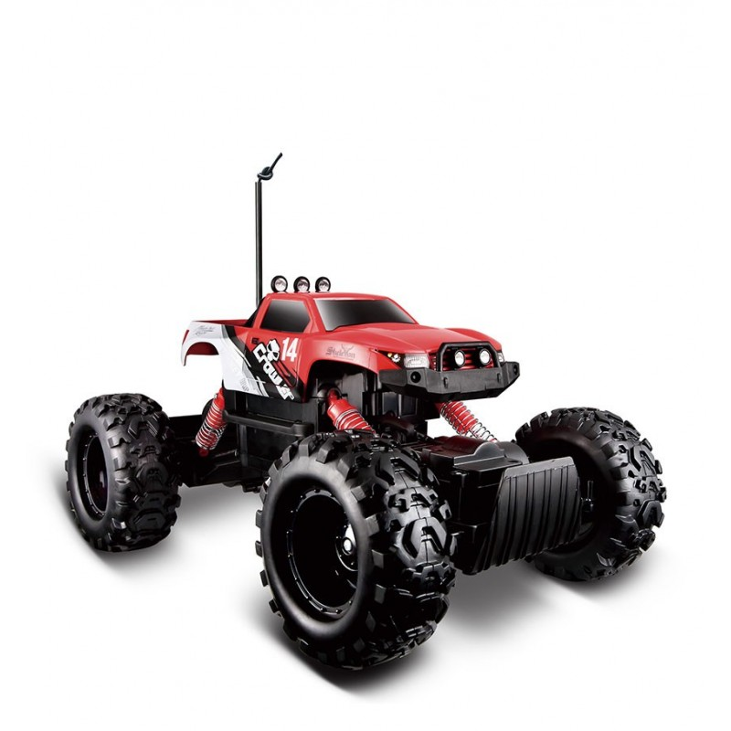 Rock Crawler  (incl. chargeable NiMh  batteries)