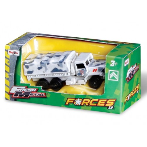 """FM Fresh Forces - 3"""" veh. ass. (free wheel), boxed and Counter Display (24 x 1)"""