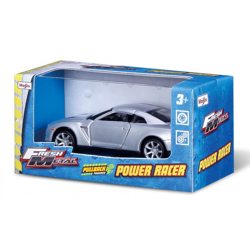 FM Power Racer, Asst. 21001 x 90 pcs fd