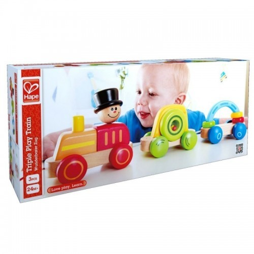 Triple Play Train (12 pcs/crt)