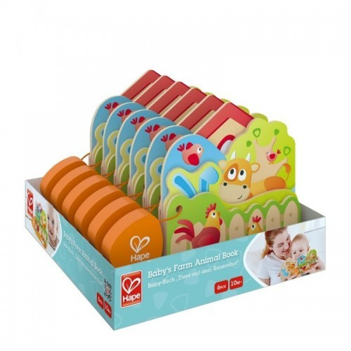 Baby's Bug Book (36 pcs/crt)