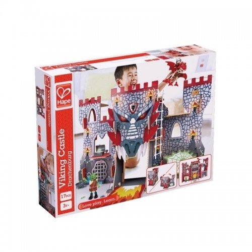 Viking Castle (2 pcs/crt)