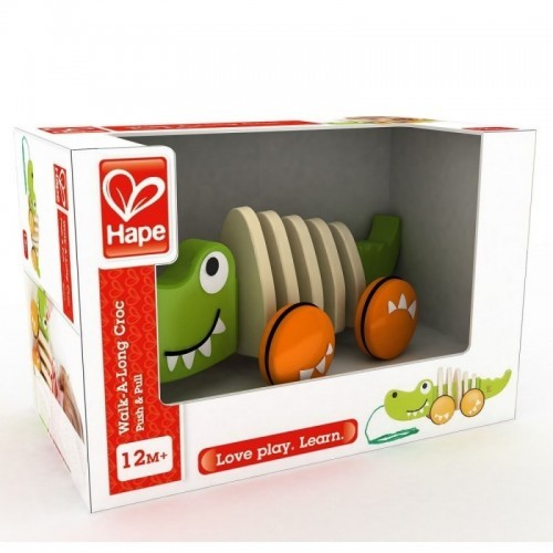 Walk-A-Long Crocodile/FSC (8 pcs/crt)