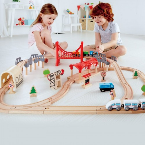 Double Loop Railway Set (2 pcs/crt)