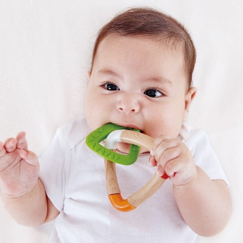 Double Triangle Teether (24 pcs/crt)