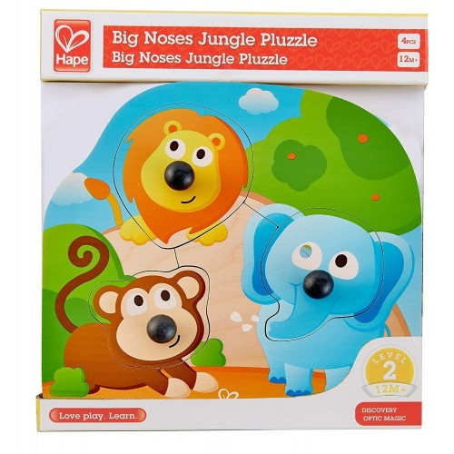 Big Nose Jungle Puzzle (12 pcs/crt)