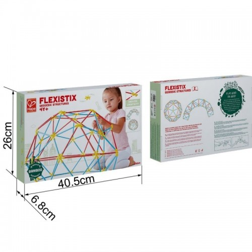 Geodesic Structures (6 pcs/crt)