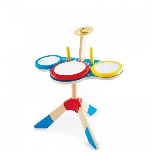 Drum and Cymbal Set (6 pcs/crt)