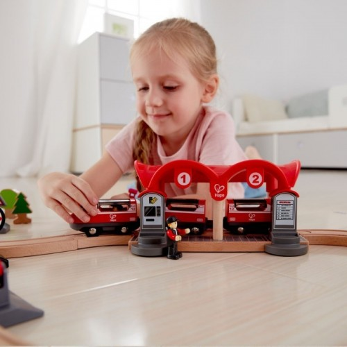 Busy City Rail Set (2 pcs/crt)