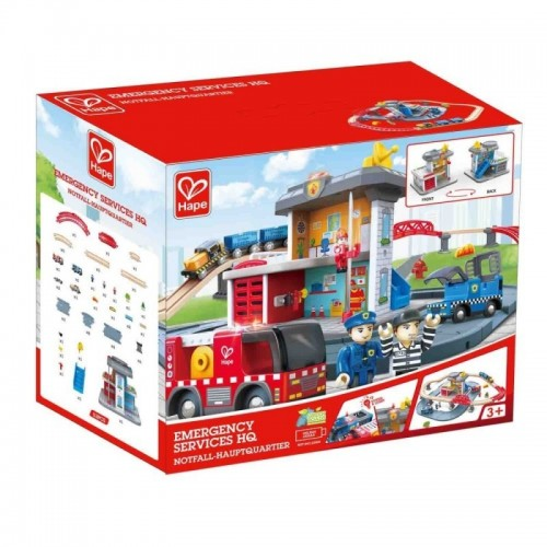 Emergency Services HQ (2 pcs/crt)