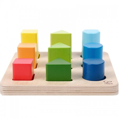 Color and Shape Sorter/FS