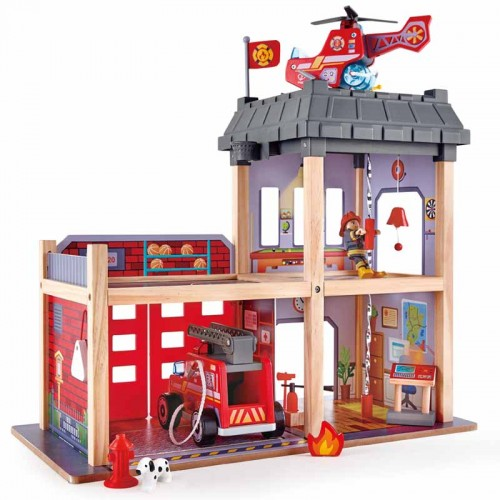 City Fire Station (2 pcs/crt)