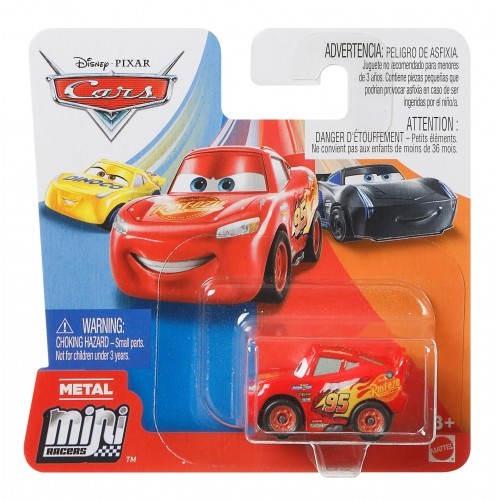 CARS MINI SINGLES BLISTER