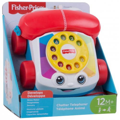 CHATTER PHONE - OPEN TRAY