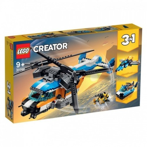 31096 Twin-Rotor Helicopter    Colisage: 3 pcs