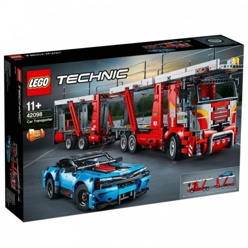 42098 Car Transporter    Colisage: 3 pcs