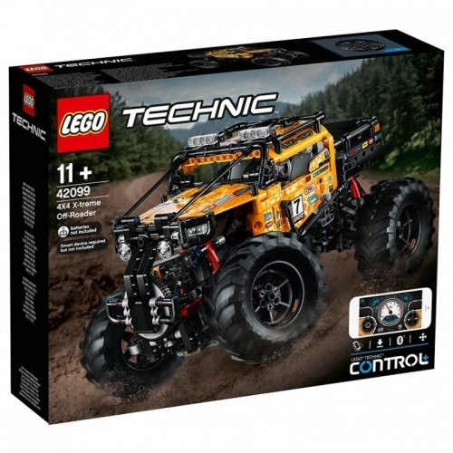 42099 4X4 X-treme Off-Roader    Colisage: 2 pcs