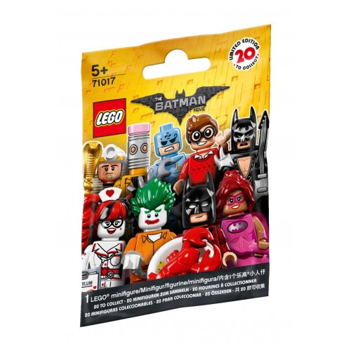 LEGO Minifigures - Serie THE LEGO BATMAN MOVIE  ( 60Pcs/Crt)