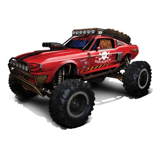 1:10 Desert Rebels - Ford Mustang GT (incl cell batteries)