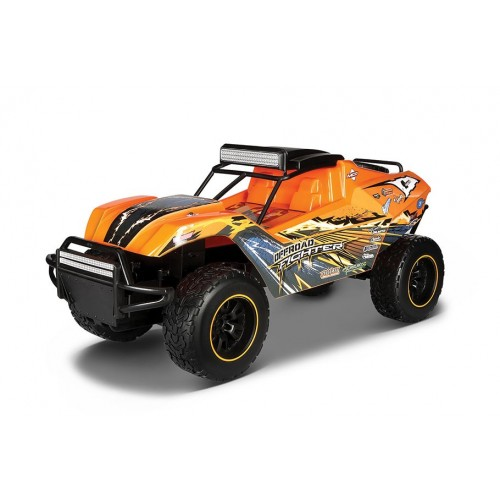 1:6 Rally Fighter 2.4 GHz (incl Li-ion rechargeable batteries)