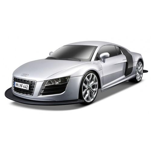 1:10 Audi R8 V10  (2.4 GHz, Ready-to-run)