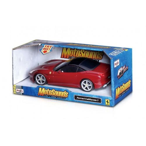 1:24 MotoSounds - LaFerrari (incl cell batteries)