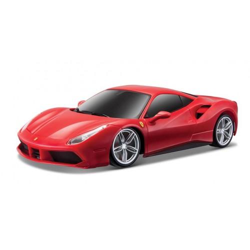 1:24 RC - Ferrari 488 GTB (w/o batteries)