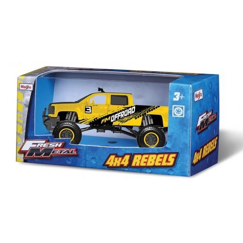 FM 4 x 4 Rebels
