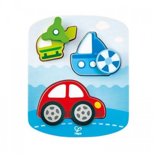 Dynamic Vehicle Puzzle (12 pcs/crt)