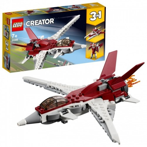 L'avion futuriste (6 Pcs/Crt)