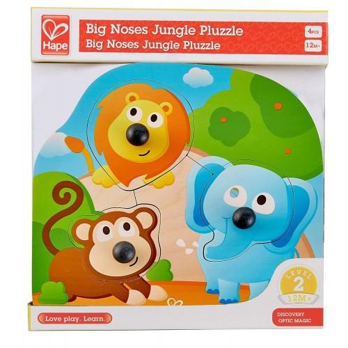 Big Nose Jungle Puzzle (12 pcs/crt)