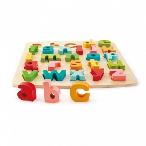 Chunky Lowercase Puzzle (12 pcs/crt)