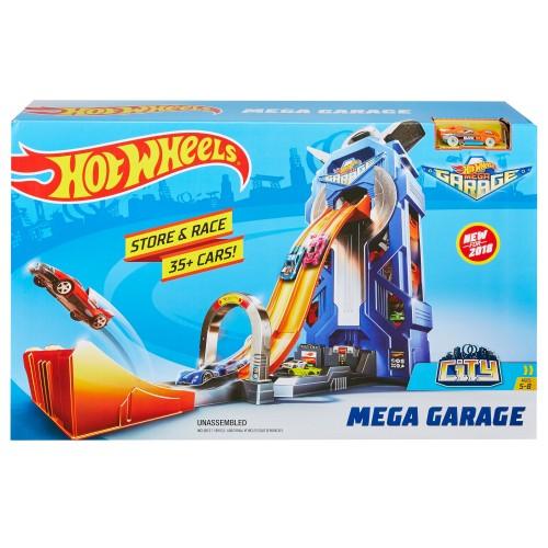 HW MEGA GARAGE
